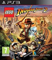 Lego Indiana Jones 2- The Adventure Continues