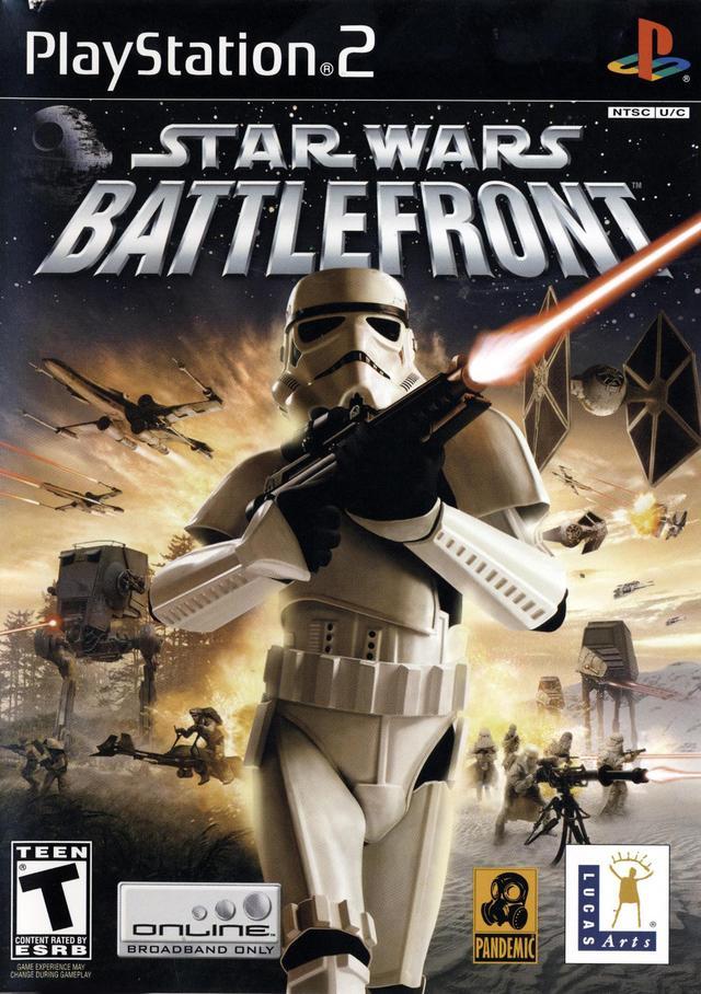 Star Wars- Battlefront (2004 video game)