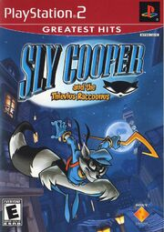 Sly 1 Alt. Box Cover