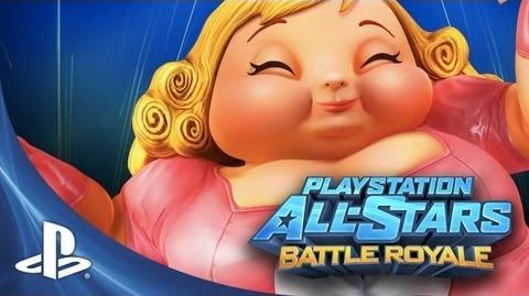 PlayStation All-Stars Battle Royale - Fat Princess Strategies