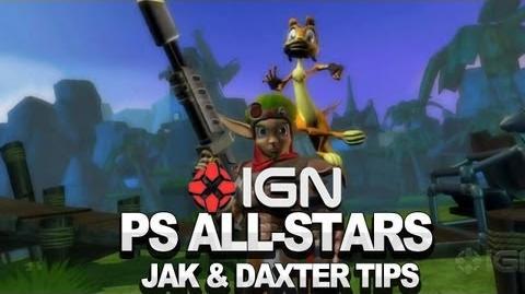 Seth Killian's Jak & Daxter Tips & Tricks - PlayStation All-Stars