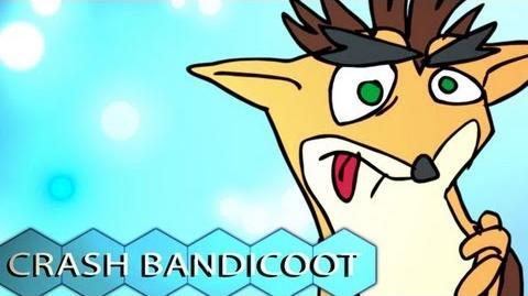 Crash Bandicoot - PlayStation All-Stars Dream Roster