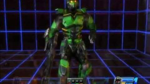 Playstation AllStars Battle Royale - Radec's Colors (Unlockable Costume)