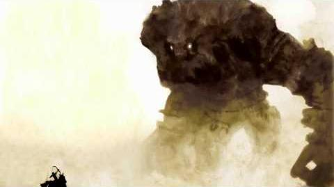 Shadow of the Colossus Roar of the Earth - The Opened Way ~Battle with the Colossus~