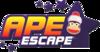 Ape escape-logo
