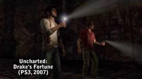 PS All-Stars Battle Royale Origins - Nathan Drake