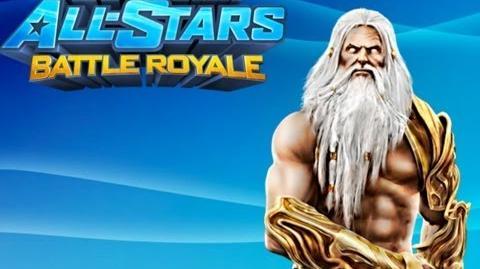 PlayStation All-Stars History - Zeus