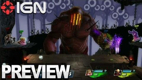 PlayStation All-Stars Battle Royale - Hands-on Video Preview