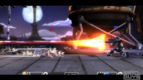 PlayStation All Stars Battle Royale Kat and Emmett Gameplay!-0