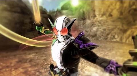 Kamen Rider Battride War - PV - PS3