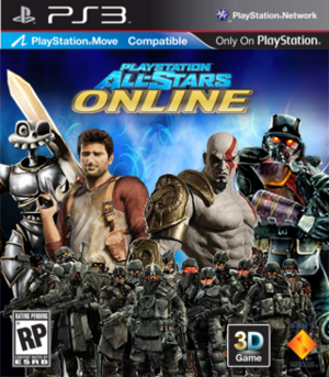 All-Stars Online Box Art