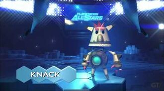 PlayStation All Stars Battle Royale - Knack DLC Character Reveal Trailer - HD
