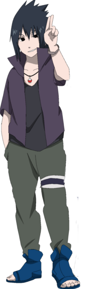 RTN Sasuke Render