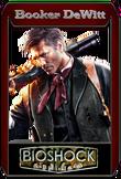 Booker DeWitt icon