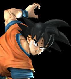 Goku Head