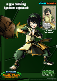 Nicktoons toph alternate costume by neweraoutlaw-d5hqdmy