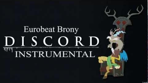 EuroBeat Brony - Discord (Instrumental)