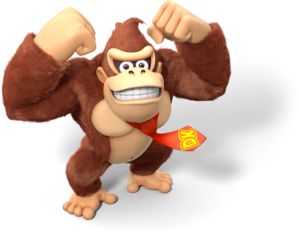 Donkey Kong Artwork (alt) - Donkey Kong Country Tropical Freeze