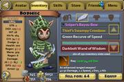 Pirates Swampy Crossbow
