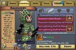 Dreamers Dark Wand