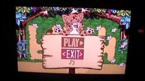 TV Games Reviews 119 Jakks Pacific Go! Deigo! Go! Animal Rescue