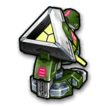 Torpedo spark B icon