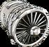 Part turbine