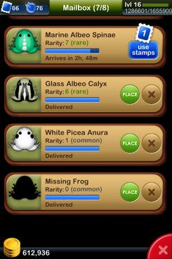 Missingfrog