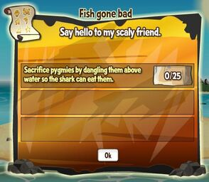Fish gone bad