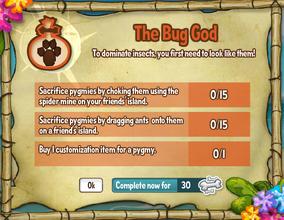 BugGodQuest