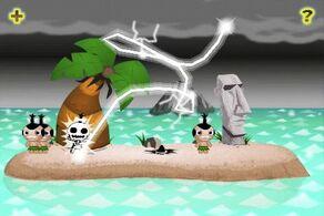 Pocket-god-lightning-strikes