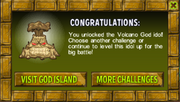 Congrats Volcano