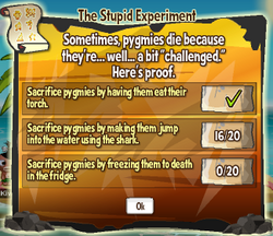 TheStupidExperiment