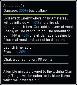 Amaterasu info