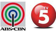 Abs-cbn tv5