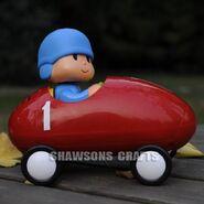 $ 1 pocoyo race cars