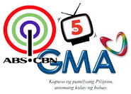 Images tv5 gma abs-cbn