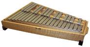 Glockenspiel-malletech