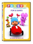 Pocoyo fun games