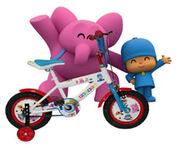 POCOYOGRANDE bike