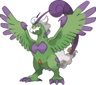 641 Tornadus Therian Forme Art