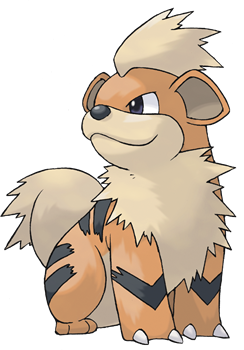 File:058 Growlithe Art.png