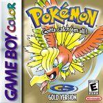 Pokémon Gold North America