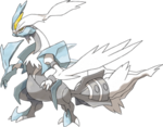 646 Kyurem White Art