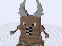 Pinsir (Created by Haunts