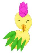 Duxie's initial design (Ducktus)