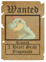 Wanted Poster 25-2