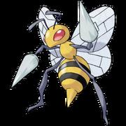 Pokemon Beedrill