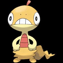 Pokemon Scraggy
