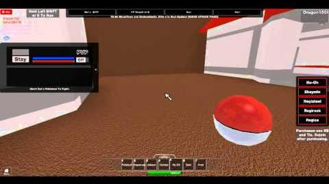 Roblox Pokemon REBORN RPG How To Send Out all Your Pokemon